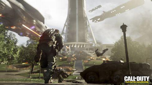 Endelaus krigføring i Call of Duty: Infinite Warfare.