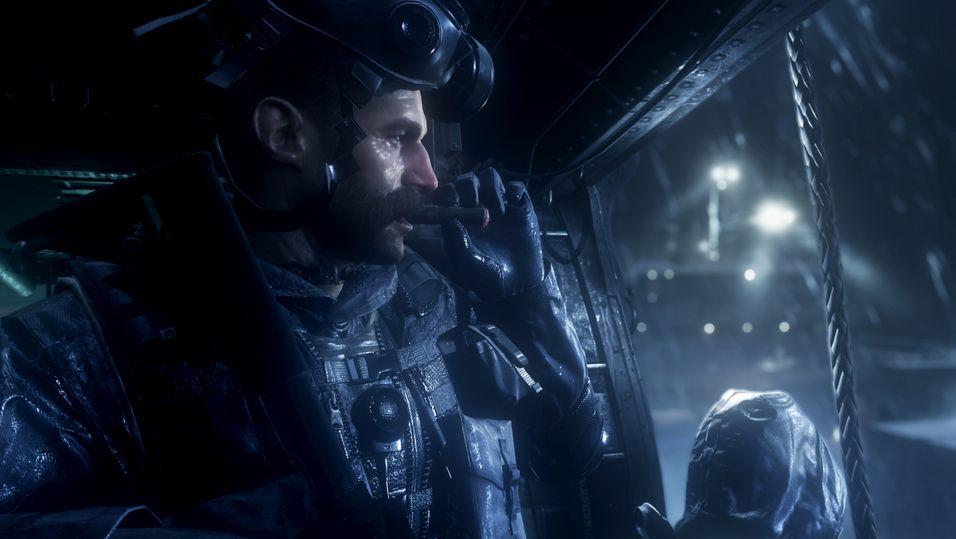 Call of Duty: Modern Warfare Remastered vil ikke selges separat
