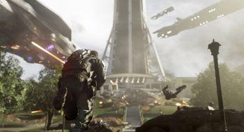 Call of Duty: Infinite Warfare får to betahelger neste måned