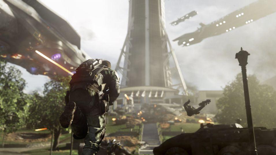 Slik blir Call of Duty: Infinite Warfare