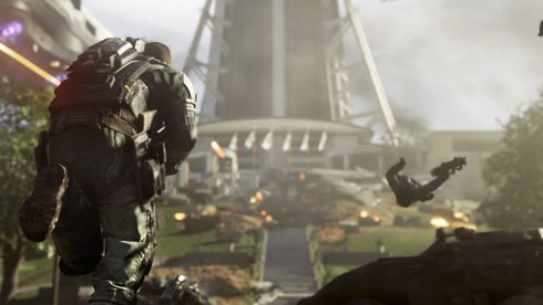 Call of Duty: Infinite Warfare får to betahelger neste måned