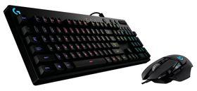 Gamer.no lodder blant annet bort det mekaniske spilltastaturet Logitech G810 Orion Spectrum og spillmusen G502 Proteus Spectrum.