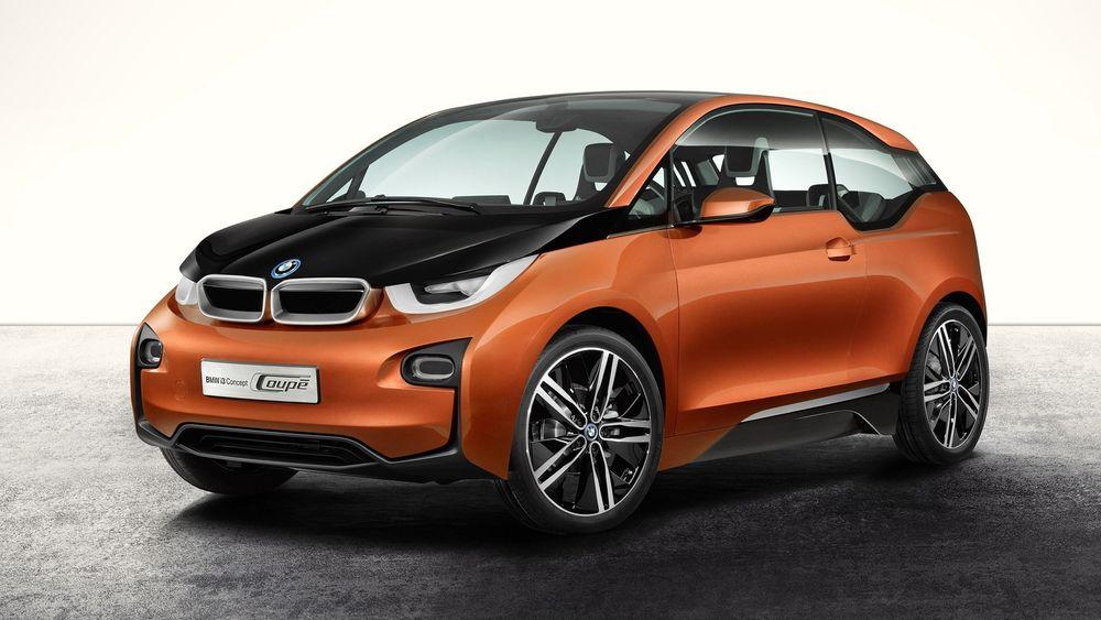 BMW i3 er BMWs eneste rene elbil i salg.