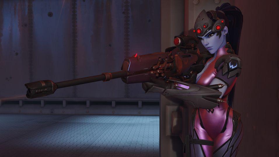 Overwatch vil lanseres uten spillets konkurransemodus