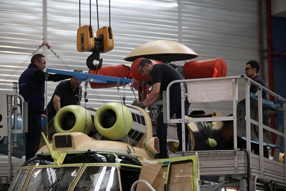 Airbus-sjef frikjente girboksen. 12 dager senere kom rapporten som indikerer det motsatte