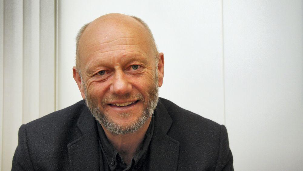 Administrerende direktør Stein Lier-Hansen i Norsk Industri.