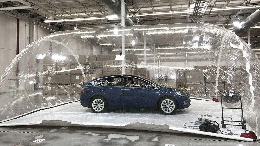 Så effektivt er Teslas biovåpen-filter