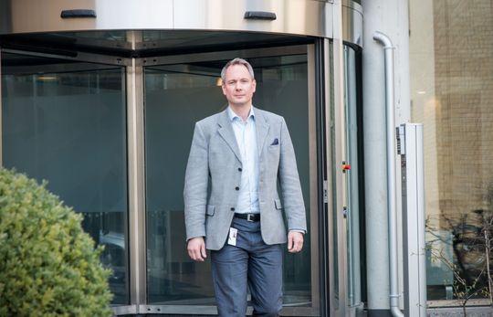Lindorff har studert Norges største database over misligholdere. Erik Haugen er sikker på at de kan hjelpe norske telekom-selskaper med å øke selskapsverdien.
