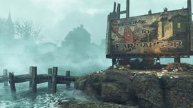 Velkommen til Far Harbor.