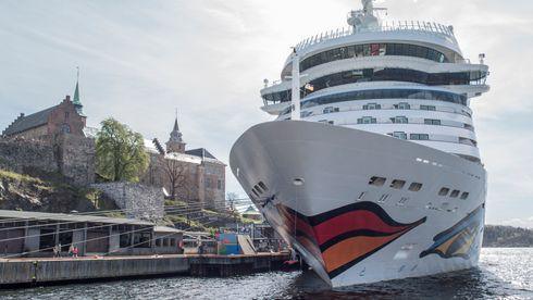 81 cruiseskip ventes til Oslo Havn i år