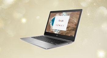 Denne anonyme maskinen er trolig den råeste Chromebooken du kan få tak i