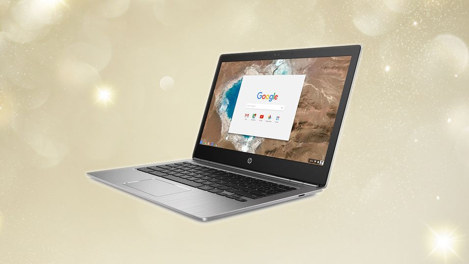 HP Chromebook 13.