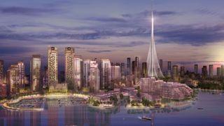 Her skal de bygge verdens høyeste bygning - igjen
