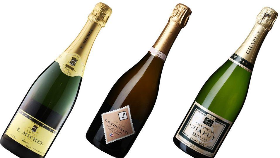 Disse champagnene får du garantert tak i til 17. mai