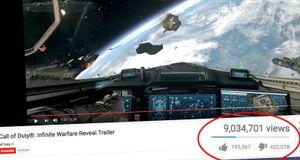 Over 420 000 har trykket «liker ikke» på den nye Call of Duty-traileren – men Activision er ikke bekymret