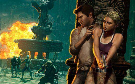 Uncharted ble svært vellykket for Naughty Dog.