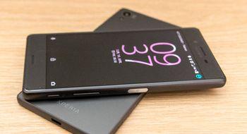 Test: Sony Xperia X