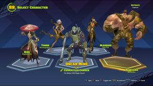 Det er de spennende og unike heltene som redder Battleborn fra middelmådigheten.