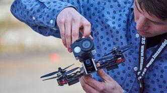Droneracing – noe av det tøffeste vi har sett!