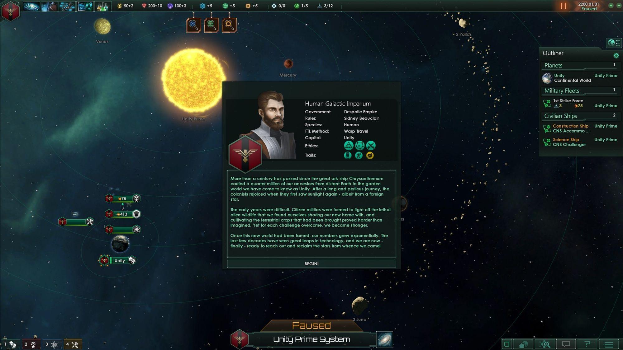 Lengter du etter mer kontroll? Hvorfor ikke skape ditt eget imperium?