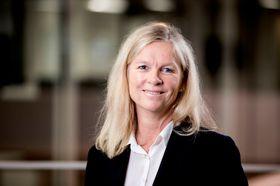 Anne Onarheim Moger, HMS-sjef i NCC Norge.
