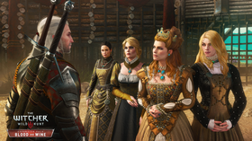The Witcher 3: Wild Hunt - Blood and Wine.