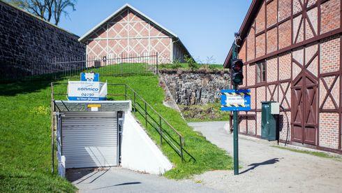 Ladegarasjen skulle vært åpnet i fjor - venter fremdeles på godkjenning