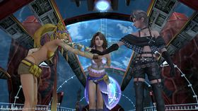 Final Fantasy X/X-2 HD Remaster.