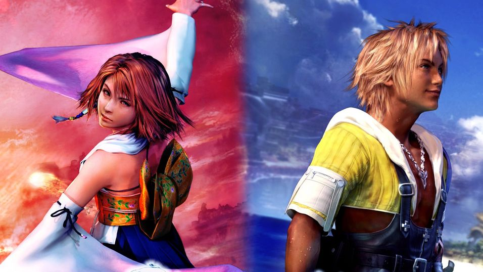Nå kommer Final Fantasy X og X-2 til Steam