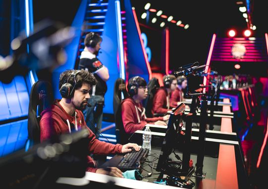 Renegades under årets NA LCS.