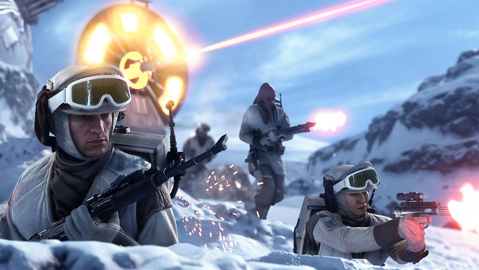 Star Wars: Battlefront.