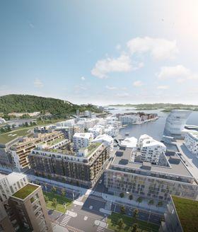 Oslo S Utvikling sier miljøsertifiseringen ikke vil ha noen betydning for salgprisen på boligene, selv om det gir økte kostnader for utbygger.