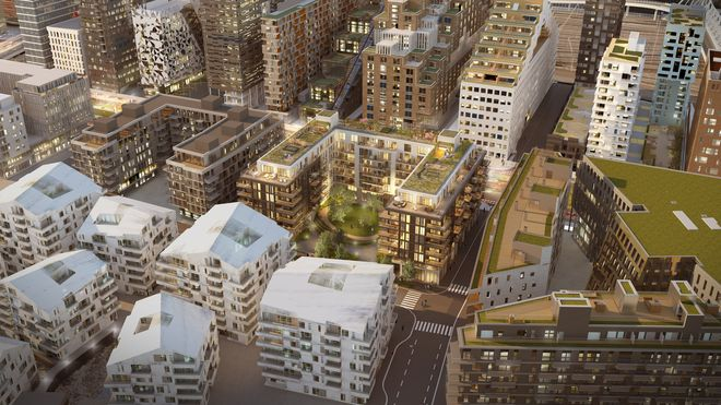 Her bygges Norges første av sitt slag: – Høyere fokus på kvalitet i alle ledd