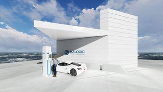 Norsk selskap vil bygge hydrogenstasjoner i California