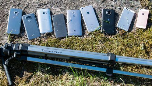 Hvilket mobilkamera er best?