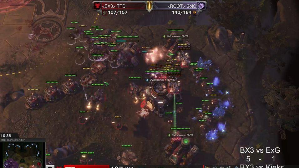 E-SPORT: Supertalent avgjorde den norske StarCraft-lagligaen for Team Kjeks