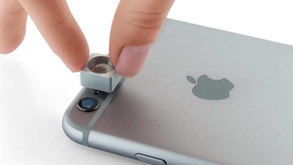 Denne lille dingsen skal gjøre lommelykten på mobilen din mye kraftigere