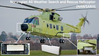 Da Norge bestilte nye redningshelikoptre, ba de om noe som ikke fantes. Nå har de fått det