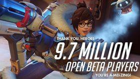 Overwatch-betaen var Blizzards største noensinne.