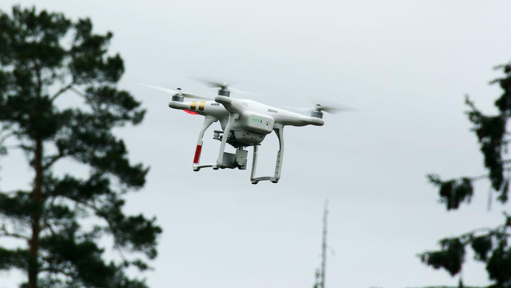 Forsikringsselskapet tar i bruk droner for å nå raskere til åstedet enn brannvesenet