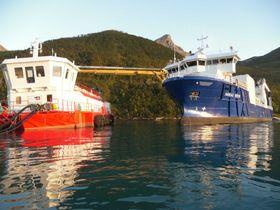 Havbruksbåtene blir mer og mer avanserte. Utviklingen ligner på den offshoreskip har vært igjennom.
