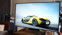 Sony sier de har klart å lage en syltynn TV uten kompromisser