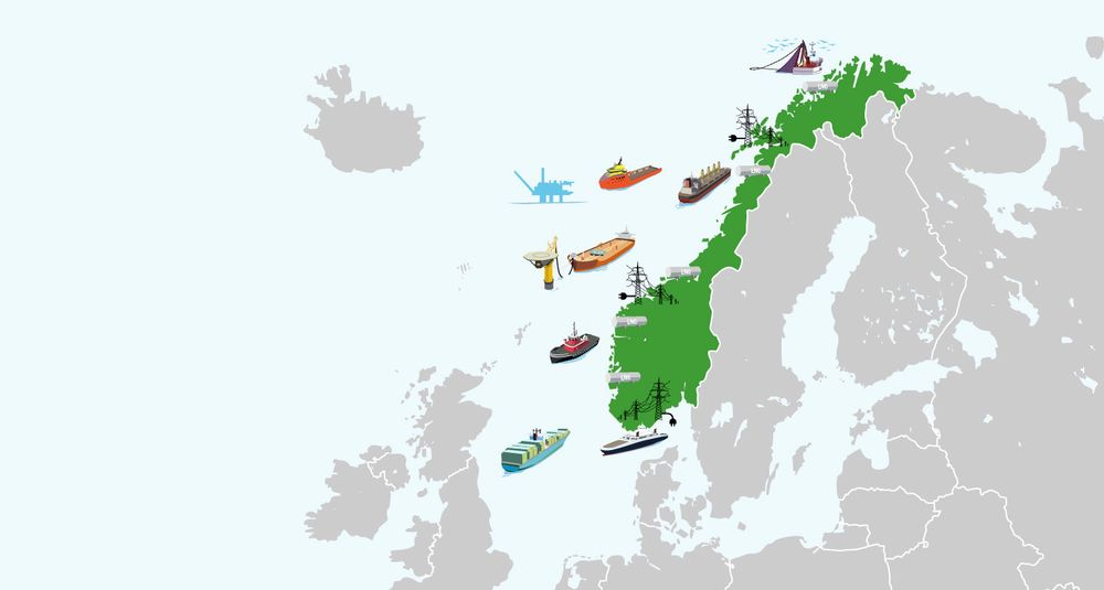 Grønt kystfartsprogram omfatter alt fra infrastruktur til skip, havner og utstyr.