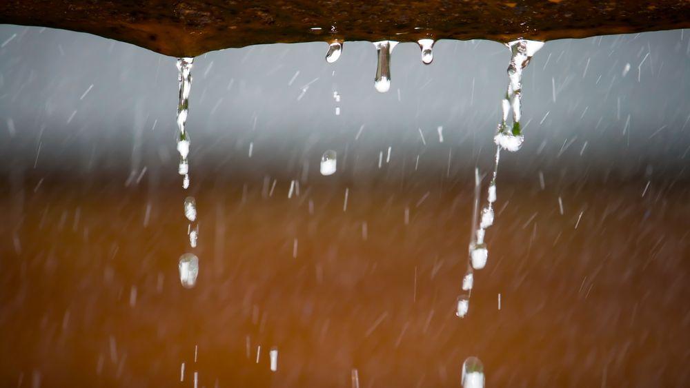 For å forstå været, må du også forstå dråpene.