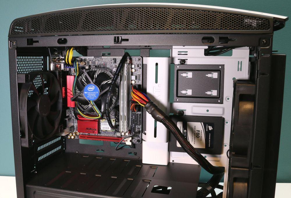 «Min» datamaskin etter grunnleggende oppsett, og da er mer rot på vei.