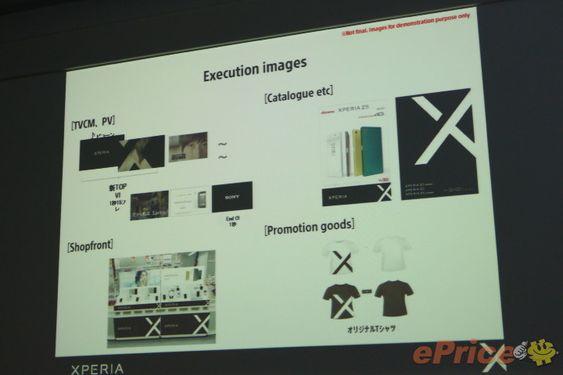 Den nye X-merkevaren skal brukes på alt materiell og i alle butikker.