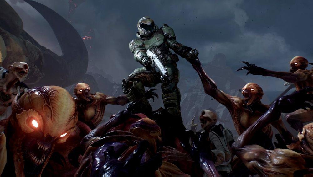 ANMELDELSE: Doom