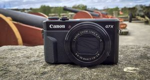 Test: Canon PowerShot G7 X Mark II