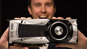 GeForce GTX 1080 fra Nvidia.