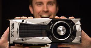 Test: Nvidia GeForce GTX 1080 «Founders Edition»